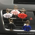 1Pcs Vehicle Dancer Car Air Conditioner Outlet Perfume Clip Decor Freshener Gift