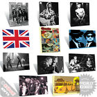 Funky Retro Canvases  - 80 x 60cm FRAMED CANVAS PRINT POSTER LARGE - GREAT GIFT