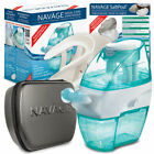 NAVAGE NASAL IRRIGATION DELUXE BUNDLE - BETTER THAN A NETI POT!