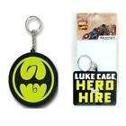 Внешний вид - Marvel Comics Key Chain Choose Your Keychain Marvel Netflix Heroes Logo