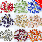 72/288p ss32 7mm Round color Pointed Back czech Crystal glass Rhinestones jewels