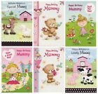CUTE  SPECIAL LOVELY MUMMY BIRTHDAY GREETING CARD 1ST P&P