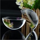12mm Transparent Glass Half Sphere Ball Vase Bowl Decoration *PACK SIZES VARY