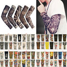 Tattoos Cooling Arm Sleeves Cover UV Sun Protection Basketball Random Images