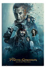 Pirates Of The Caribbean Salazars Revenge Poster New - Maxi Size 36 x 24 Inch