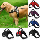 US Pet Straps Training Dog Puppy Adjustable Canvas Breathable Dogs Chest Straps