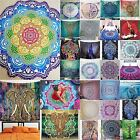 Indian Wall Hanging Tapestry Mandala Hippie Tapestries Bohemian Art Throw Decor