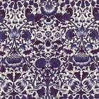 Liberty Lodden William Morris Navy Blue Roman Blind Made To Measure