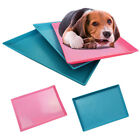 New Pet Toilet Durable Dog Pee Training Pan Tray Easy Clean Potty Urinal Mat