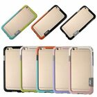 PC Hard TPU Gel Bumper Frame Cover Case Cover For Apple iPhone 6 6S 4.7 Inch