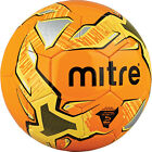 10 Mitre Impel Training Footballs Size 3,4,& 5 Orange