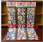 Stickers Lot Crazy Kids Animal World Gifts ! 3d Children Bubble Cartoon Wall/Car
