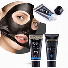 Facial Mask Black Mud Blackhead Deep Cleansing Remove Purifying Peel Off Mud New