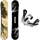 New Special 2017 Camp Seven Roots CRC and Summit Men's Snowboard Package