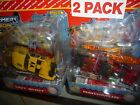 Hasbro Transformers Energon Hot Shot & Rodimus Robots in Disguise 2003