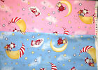 Land of milk and honey Fabric- Bunnies & Bears by the half yd