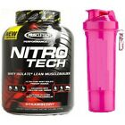 MuscleTech NitroTech Performance Series 1.8kg Whey Protyein Isolate Lean Muscle