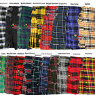 Scottish Traditional Men's 5 Yards & 13Oz Tartan Kilts - Tartan Kilt