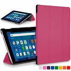 Smart Shell Case Cover Wallet Sleeve for Amazon Fire HD 8 2016