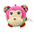 Baby Handheld Rattle Toy Soft Plush Stuffed Animals Doll Kids Educational Toys