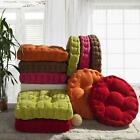 Thick Bedroom Dining Room Cushion Pillow Chair Seat Home Office Tatami Mats Pads