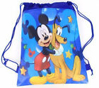 Lots Miecky Minnie Mouse Mix Cartoon Drawstring Backpack School Bag Wholesale