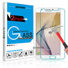 For Samsung Galaxy J7 V/Sky Pro/Prime 2017 Tempered Glass Screen Protector Film <br/> US Seller◆Fast Free Shipping◆With Gift◆J7 Perx/J7 Halo