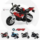 BMW S1000RR 12v Kids Electric Ride On Bike Motorbike Official Licensed BMW Bikes