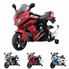BMW Inspired Motorbike Electric Ride On 6v Kids Bike Removable Stabilisers