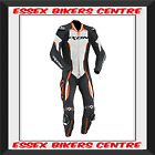 Ixon Vortex Full Race Spec One Piece Motorcycle Leathers Orange NEXT DAY DEL