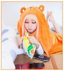 Himouto Umaru-chan Doma Cape Quilt Cloak Cosplay Costume New Coat