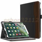 Folio Cover Sleep/Wake Case with Pocket for Apple iPad Pro 10.5 2017 Tablet