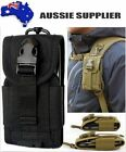 Universal Army Bag for Mobile Phone Belt Loop/Clip On Pouch