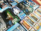 "STAR WARS MIXED BOXED 12"" FIGURES POTF2/HEROES/AOTC/SAGA - SEE PHOTOS! £24.99 GBP"