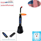 Dental 5W Wireless Cordless LED Curing Light Lamp 1500mw blue / Guide Tip / Bulb