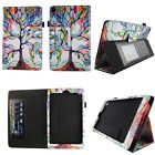 Case For Amazon Fire HD 8 2016 Tablet Cover Card Pocket Stylus Holder Uni