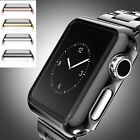 Slim Plated Full Body iWatch Case Screen Protector for Apple Watch 2 38/42mm