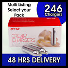 Nos, Noz, N20,Nitrous Oxide Cream Canisters - N20 Cream Whippers  MULTI-LISTING