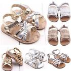Toddler Kids Girls Princess Shoes Soft Sole Sandals Anti-Slip Casual Shoes 0-12M