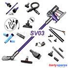 Dyson SV03 Vacuum Cleaner Spare Parts Accessories Tools Hose Filters Battery