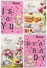 NANNIE HAPPY BIRTHDAY GREETING CARD 2 DESIGNS TO CHOOSE FROM 1ST P&P