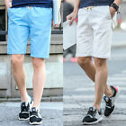 2017  Summer Men Casual Short Pants Shorts Pockets Beach Half Trousers M-XXXXXL