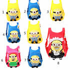 Despicable Me Minions Boys/Girls Backpack School Bags Children Backpacks Gifts