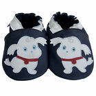 Cozy Boutique Newborn Baby Boy Shoes Up To 5 years Soft Sole Leather Kids Shoes