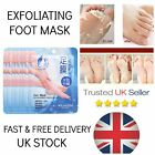 1 x Pair Foot Mask Socks Exfoliating Peel Renewal Baby Soft Feet Removal