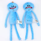 Rick and Morty Mr. Meeseeks Happy/Sad Face Plush Dolls Soft Toys For Kids
