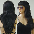 Sexy Ladies Wig Cosplay Full Wigs Hair Wigs Two Tone Ombre Real Stylish Hair USA
