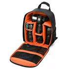 Waterproof DSLR SLR Cam Video Backpack Shoulder Bag Case For Canon Nikon Sony 6D