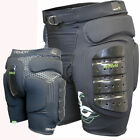 DEMON Shield Hard Tail Padded Snowboard Impact Shorts Hip, Coccyx Protection