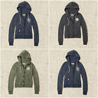 New Hollister Women's Button-Front Graphic Hoodie Size XS, Small, Medium